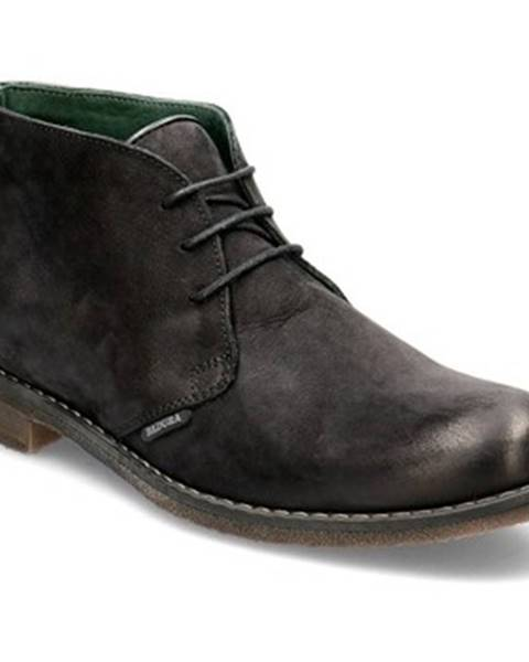 Hnedé topánky Badura