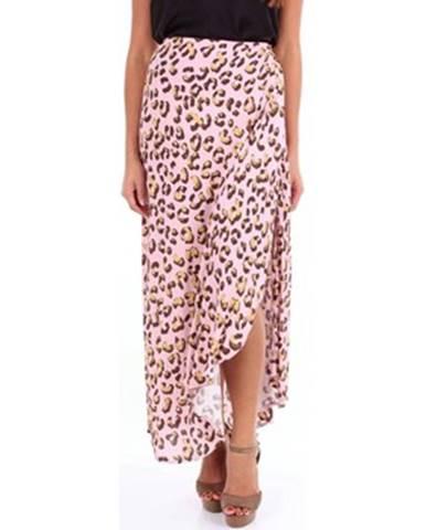 Ružová sukňa The Andamane