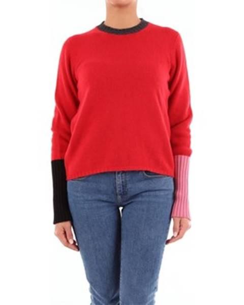 Červený sveter Marni
