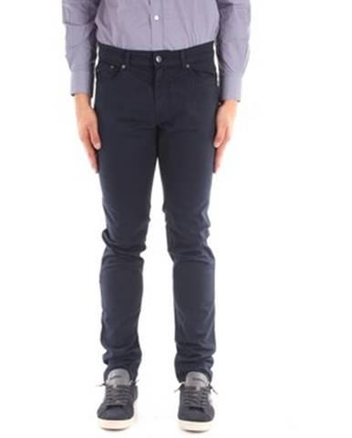 Modré nohavice Harmont   Blaine
