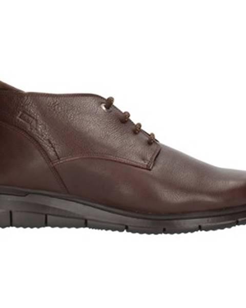 Hnedé topánky 24 Hrs