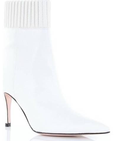 Biele topánky Roberto Festa Milano