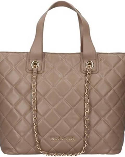 Béžová kabelka Valentino Mario