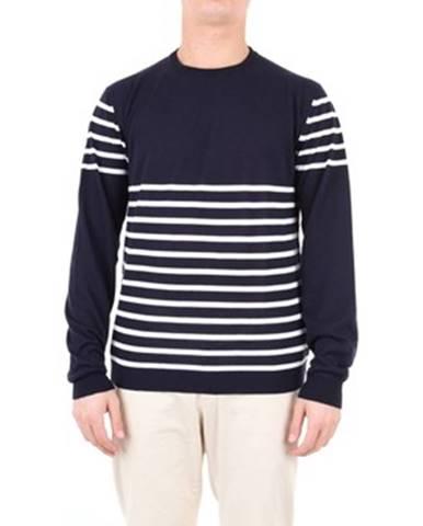 Modrý sveter Yoon