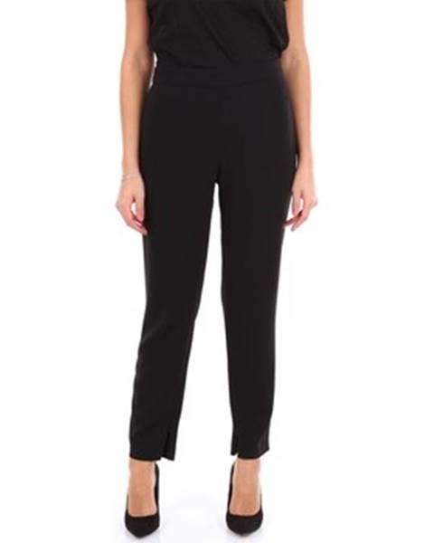 Čierne chino nohavice Moschino