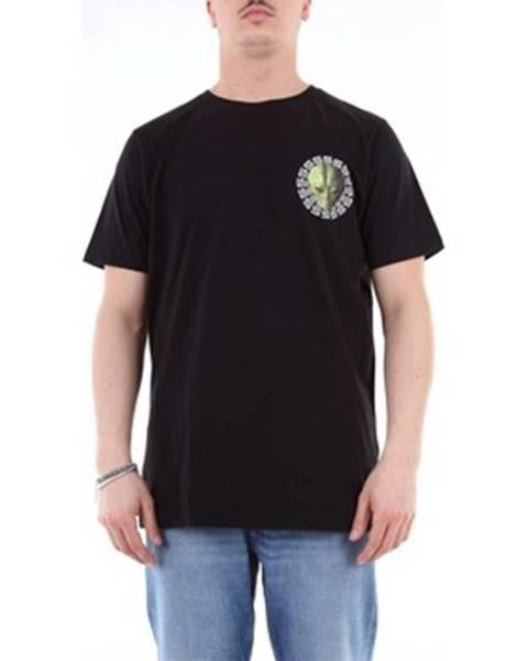 Čierne tričko Sss World Corp.
