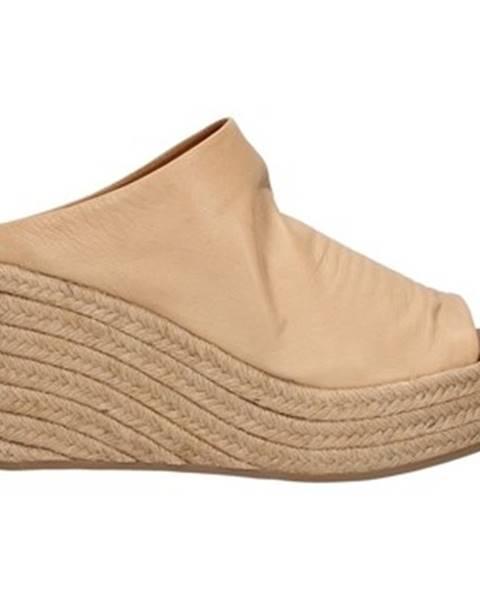 Hnedé sandále Inuovo