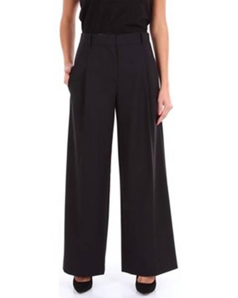 Čierne chino nohavice Tela