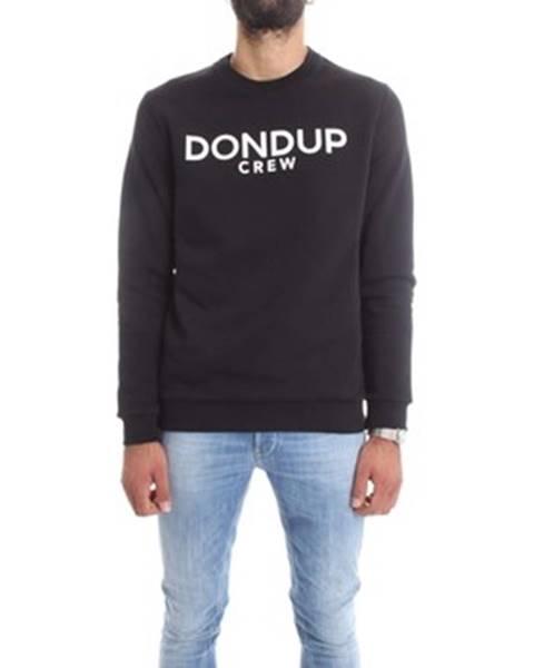 Čierna mikina Dondup