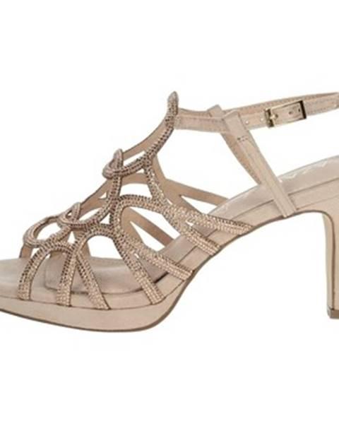 Ružové sandále Azarey