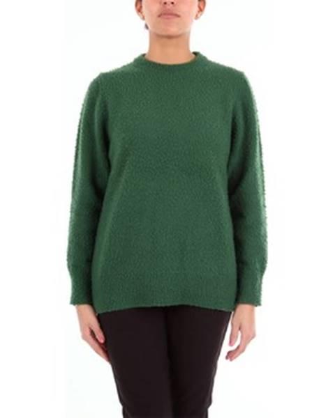 Zelený sveter Be Blumarine