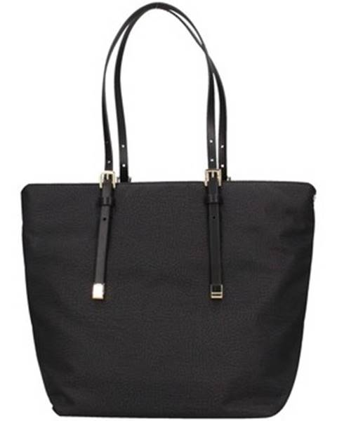 Čierna kabelka Borbonese