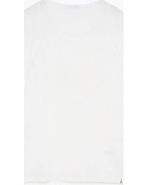 Biele tričko Patrizia Pepe