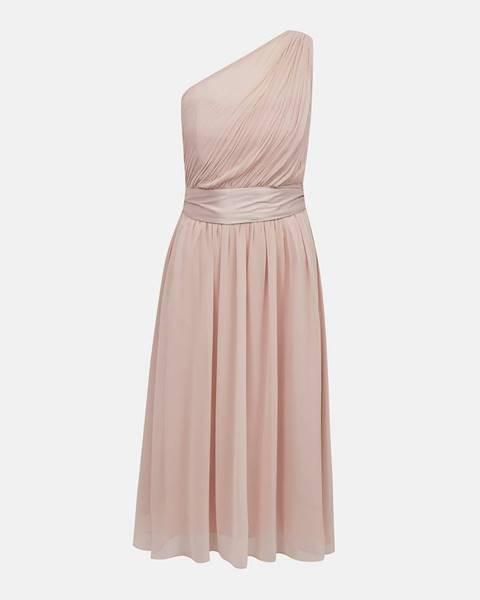 Ružové šaty Dorothy Perkins