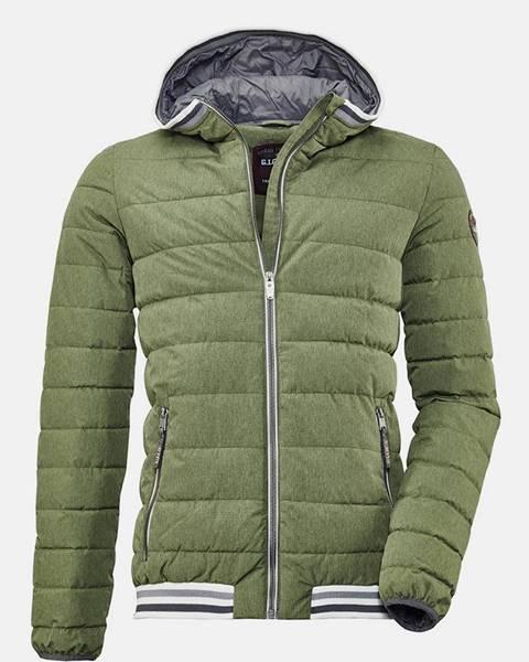 Zelená bunda killtec