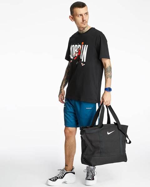 Čierne tričko Jordan