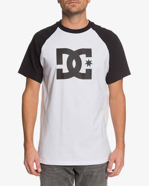 Biele tričko DC