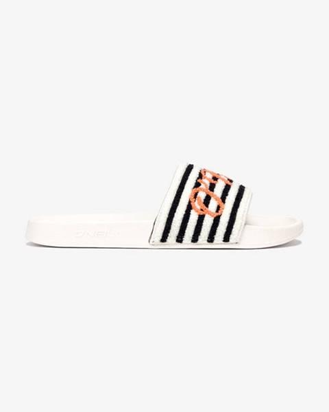 Biele sandále O'Neill