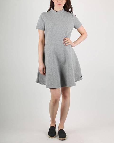 Sivá sukňa Superdry