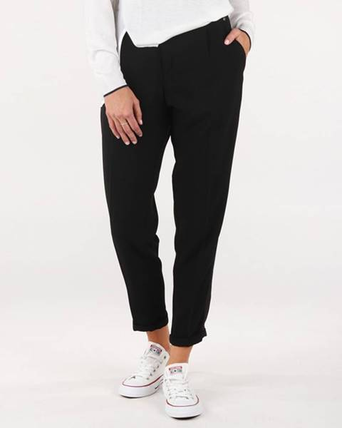 Čierne nohavice Gas