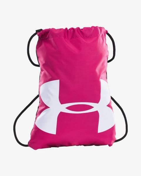 Ružový batoh Under Armour