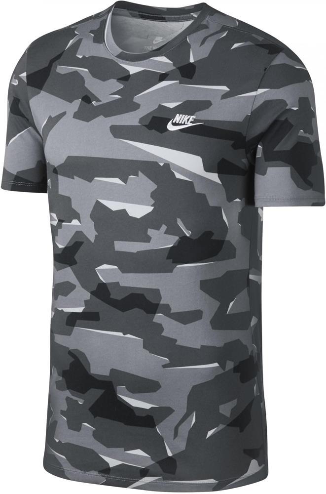 117269d4659f Nike Pánske tričko šedá