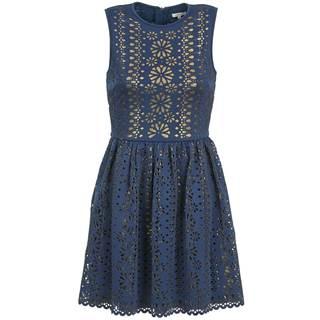 Krátke šaty Manoush  NEOPRENE