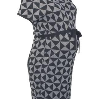 Materské pletené šaty