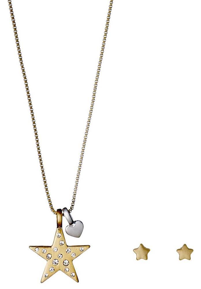Valentine Sada šperkov Zlatá