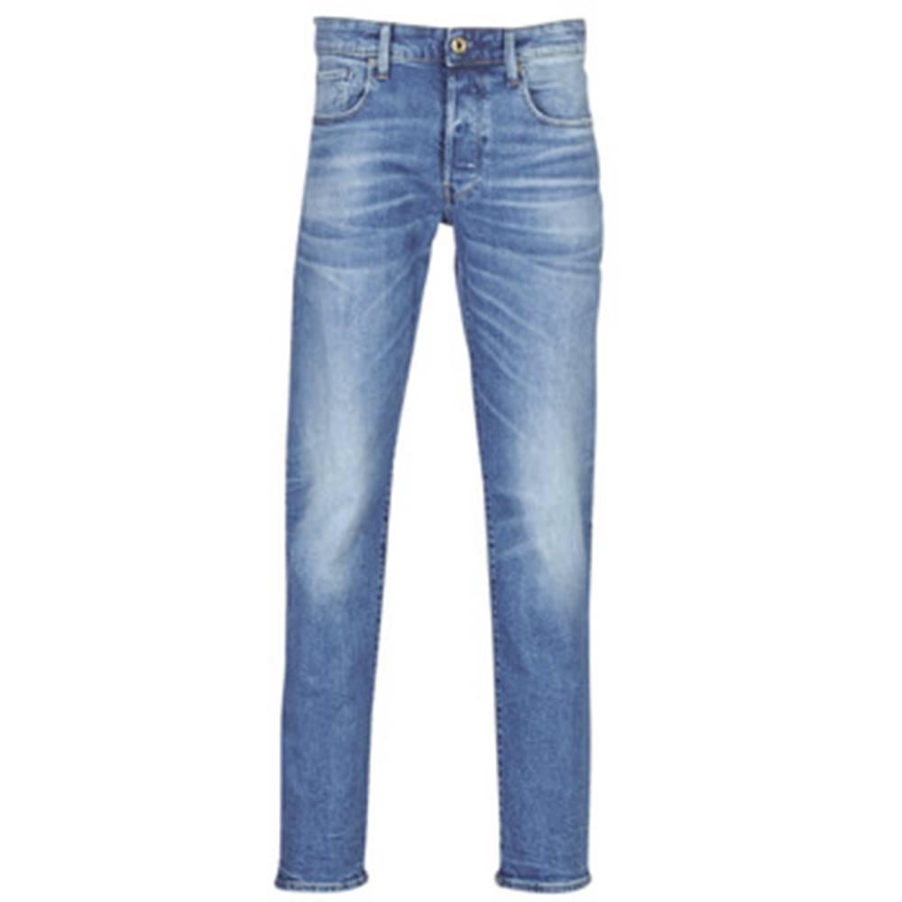 Rovné džínsy  3301 STRAIGHT
