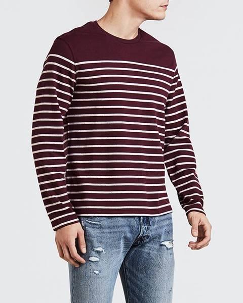 Červené tričko LEVI'S