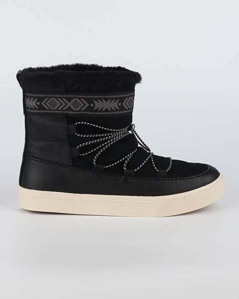 Čierne topánky TOMS