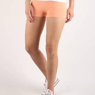 Šortky Terranova Pantalone Corto Oranžová