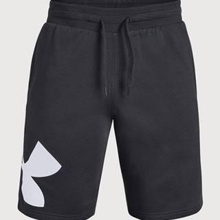 Kraťasy Under Armour Rival Fleece Logo Sweatshort Čierna