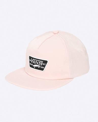 Ružová čiapka Vans