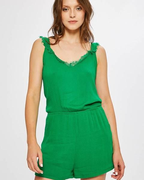 Zelený overal Answear