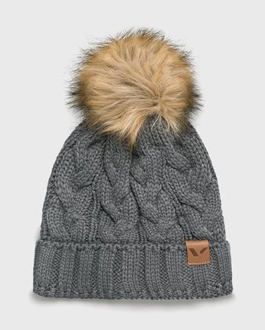 Sivá čiapka Viking