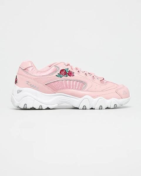 Ružové topánky Kappa