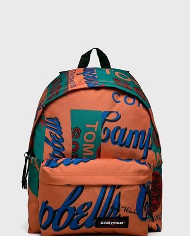 Oranžový batoh Eastpak