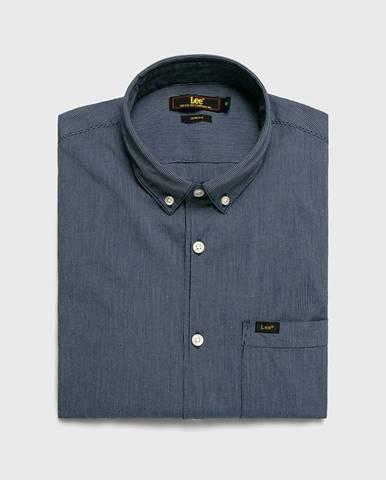 Tmavomodrá košeľa Lee