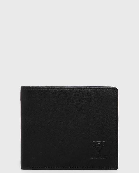 Hnedá peňaženka MEDICINE