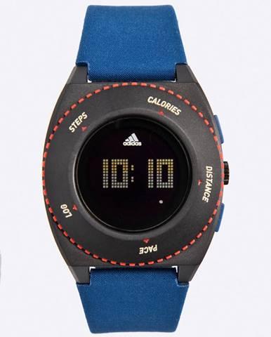 Modré hodinky adidas Performance