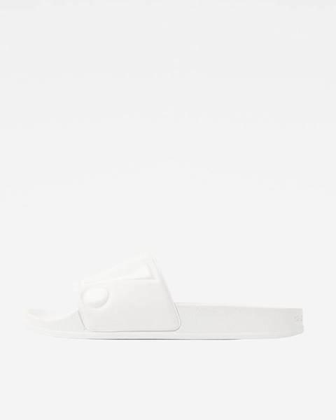 Biele sandále G-Star Raw