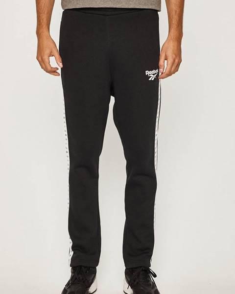 Čierne nohavice Reebok Classic