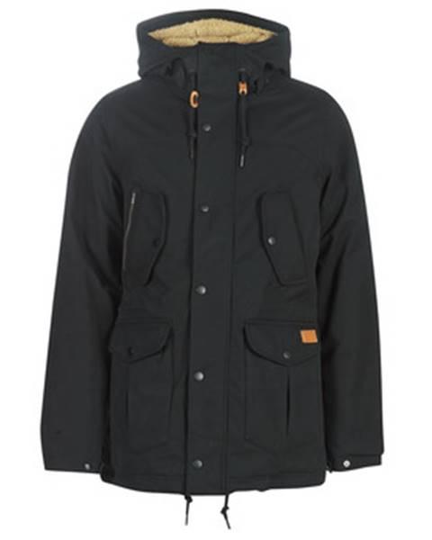 Čierna bunda Volcom