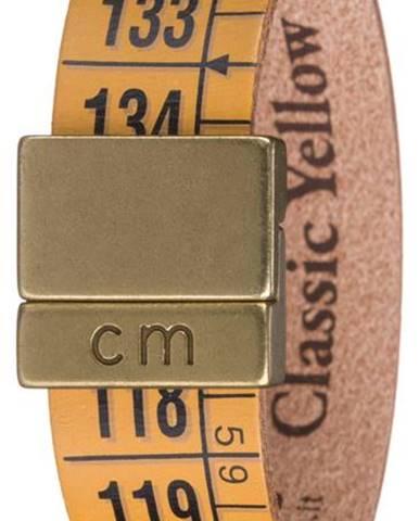 Žltý náramok Il Centimetro