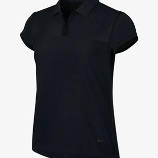 Košeľa Nike Women's Golf Polo Čierna