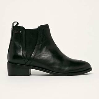 Pepe Jeans - Členkové topánky Chiswick Chelsea