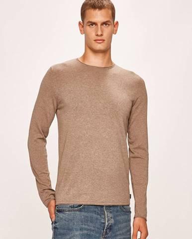 Sivý sveter Jack & Jones