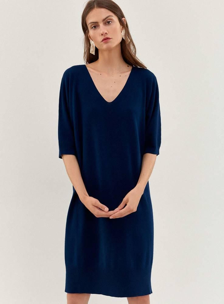 Dámske úpletové šaty